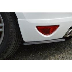 Sottoparaurti posteriore laterali Renault Clio 3 2009-2012 GT / Gordini