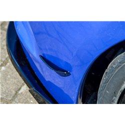 Sottoparaurti posteriore laterali Renault Clio 3 2008-2014 RS 2