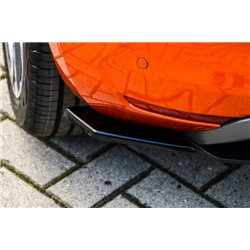 Sottoparaurti posteriore laterali Renault Clio 5 RS-Line 2019-