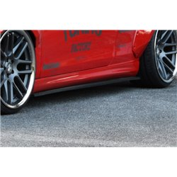 Minigonne laterali sottoporta Renault Megane 3 2009-2012 Grantour