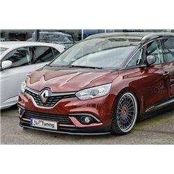 Sottoparaurti anteriore Renault Megane Scenic 4 2016-