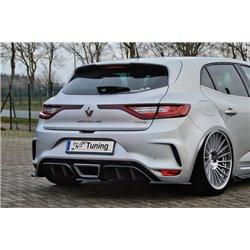 Sottoparaurti estrattore posteriore Renault Megane 4 RS 2018-