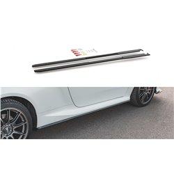 Lama sottoporta racing Toyota GR Yaris Mk4 2020-