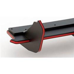 Sottoparaurti estrattore Racing posteriore Toyota GR Yaris Mk4 2020-