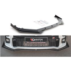 Sottoparaurti anteriore+ Flaps Toyota GR Yaris Mk4 2020-