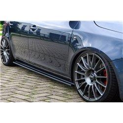 Minigonne laterali sottoporta Skoda Fabia RS 5J 2010-2014