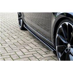 Minigonne laterali sottoporta Skoda Octavia RS 5E 2013-2020
