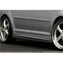 Minigonne laterali sottoporta Skoda Superb 2 3T 2008-
