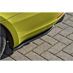Sottoparaurti posteriore laterali Skoda Superb 2 3T 2008-2015