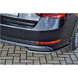 Sottoparaurti posteriore laterali Skoda Superb 3V 2015-