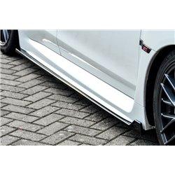 Minigonne laterali sottoporta Subaru Impreza WRX STI 2015-2018