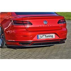 Sottoparaurti + diffusore posteriore Volkswagen Arteon R-Line 2017-