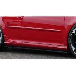 Minigonne laterali sottoporta Volkswagen Golf 5 GTI 1K 2003-2008