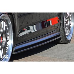 Minigonne laterali sottoporta Volkswagen Jetta 6 GLI 2014-
