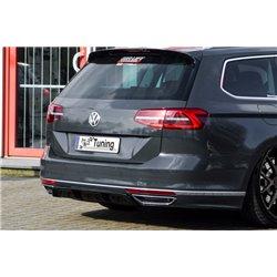 Sottoparaurti diffusore posteriore Volkswagen Passat 3G B8 R-Line 2014-2019