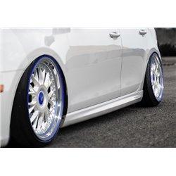 Minigonne laterali sottoporta Volkswagen Polo 9N + 9N3 2001-