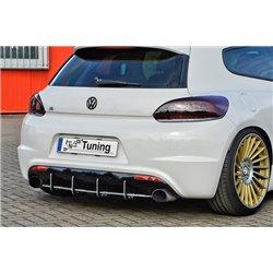 Sottoparaurti estrattore posteriore Volkswagen Scirocco 3 R 2009-2014