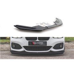 Lama sottoparaurti racing BMW Serie 1 M140i F20 15-19