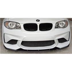 Paraurti anteriore M2 BMW Serie 1 E81 E82 E87 E88 + lama sottoparaurti