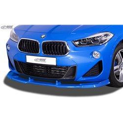 Sottoparaurti anteriore BMW X2 F39 2018- M-Sport / M35i