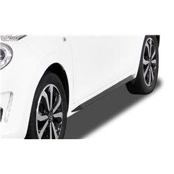 Minigonne laterali Citroen C1 2014- Slim