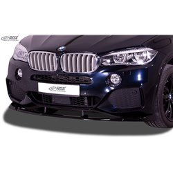 Sottoparaurti anteriore BMW X5 F15 M-Sport / M-Pack -2018