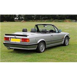 Sottoparaurti posteriore BMW E30 M 1 Serie