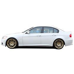 Minigonne laterali sottoporta BMW Serie 3 E90 / E91 Sport