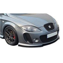 Lama sottoparaurti anteriore Seat Leon 1P 09-12 Copa Edition