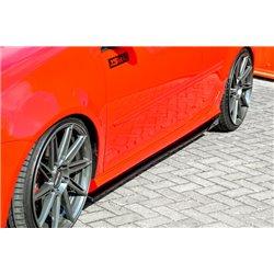 Minigonne laterali sottoporta Volkswagen Golf 5 GTI + Edition30 + R32 + Pirelli 03-08