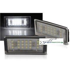 Luci targa LED BMW E46 Coupe / Cabrio / M3 LCI 03-06