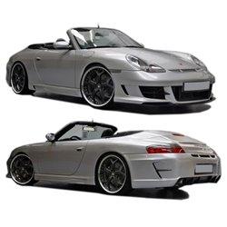 Kit estetico completo Porsche 911 996 Carrera 1 Serie