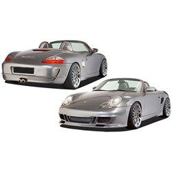 Kit estetico completo Porsche Boxster 986 1996-2002 GT3 Type