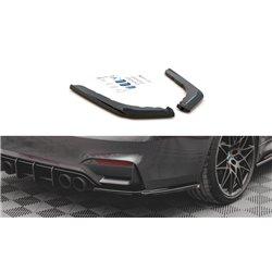 Sottoparaurti laterali posteriore V.1 BMW M4 F82 2014-