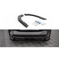 Sottoparaurti splitter laterali BMW M4 G82 2021-