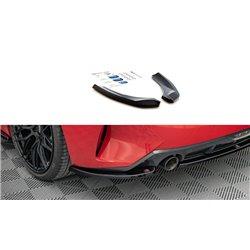 Sottoparaurti splitter laterali BMW Z4 G29 M-Pack 2018-