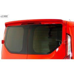 Spoiler alettone posteriore Ford Transit Custom / Tourneo Custom Porte a battente