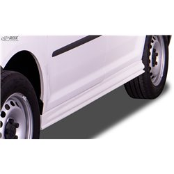 Minigonne laterali Volkswagen Caddy 2K 03-20 Edition