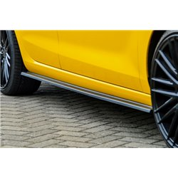 Minigonne laterali sottoporta Hyundai I30 N-Line Fastback 2018-