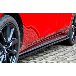 Minigonne laterali sottoporta Mazda 3 BP 2018-