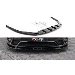 Sottoparaurti splitter anteriore V.2 Toyota Avensis Mk3 Facelift Wagon 15-18