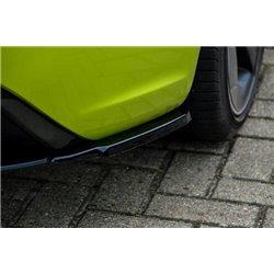 Sottoparaurti posteriore laterali Audi RS4 B8 12-15