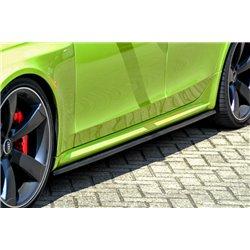 Minigonne laterali sottoporta Audi RS4 B8 12-15