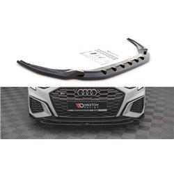Sottoparaurti splitter anteriore V.2 Audi S3 / S-Line 8Y 2020 -