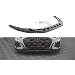 Sottoparaurti splitter anteriore V.4 Audi S3 / S-Line 8Y 2020 -