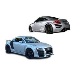 Kit estetico completo Audi TT 8N