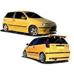 Kit estetico completo Fiat Punto 93-99 Beast