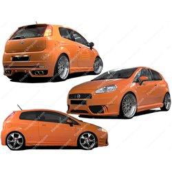 Kit estetico completo Fiat Grande Punto 2005