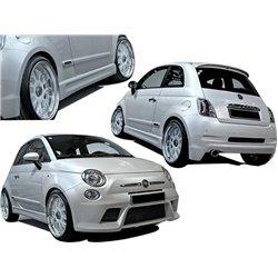 Kit estetico completo Fiat 500