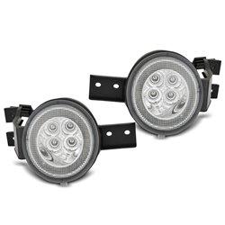 Coppia indicatori frontali Led Mini Cooper R50 / R52 / R53 01-6